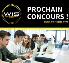 Concours gratuit à WIS Lyon le 23 juin