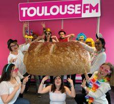 Toulouse et sa chocolatine