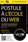 Journée d'admission sur le campus de Lyon