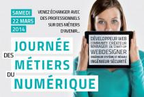 Journée des Métiers du Numérique à Nantes