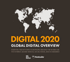 Que nous apprend le Digital Report 2020 ?